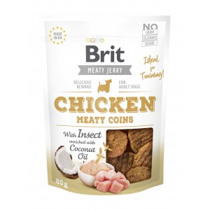 Brit Jerky Snack Chicken...
