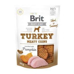 Brit Jerky Snack Turkey...