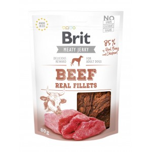 Brit Jerky Snack Beef and...