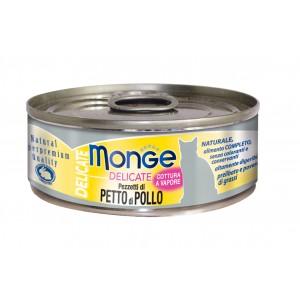 Monge Delicate 80g pierś z...