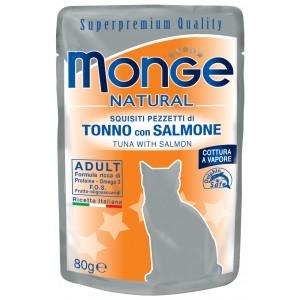 Monge Natural 80g tuńczyk z...