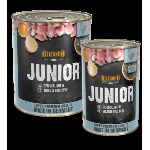 Belcando puszka Junior drób